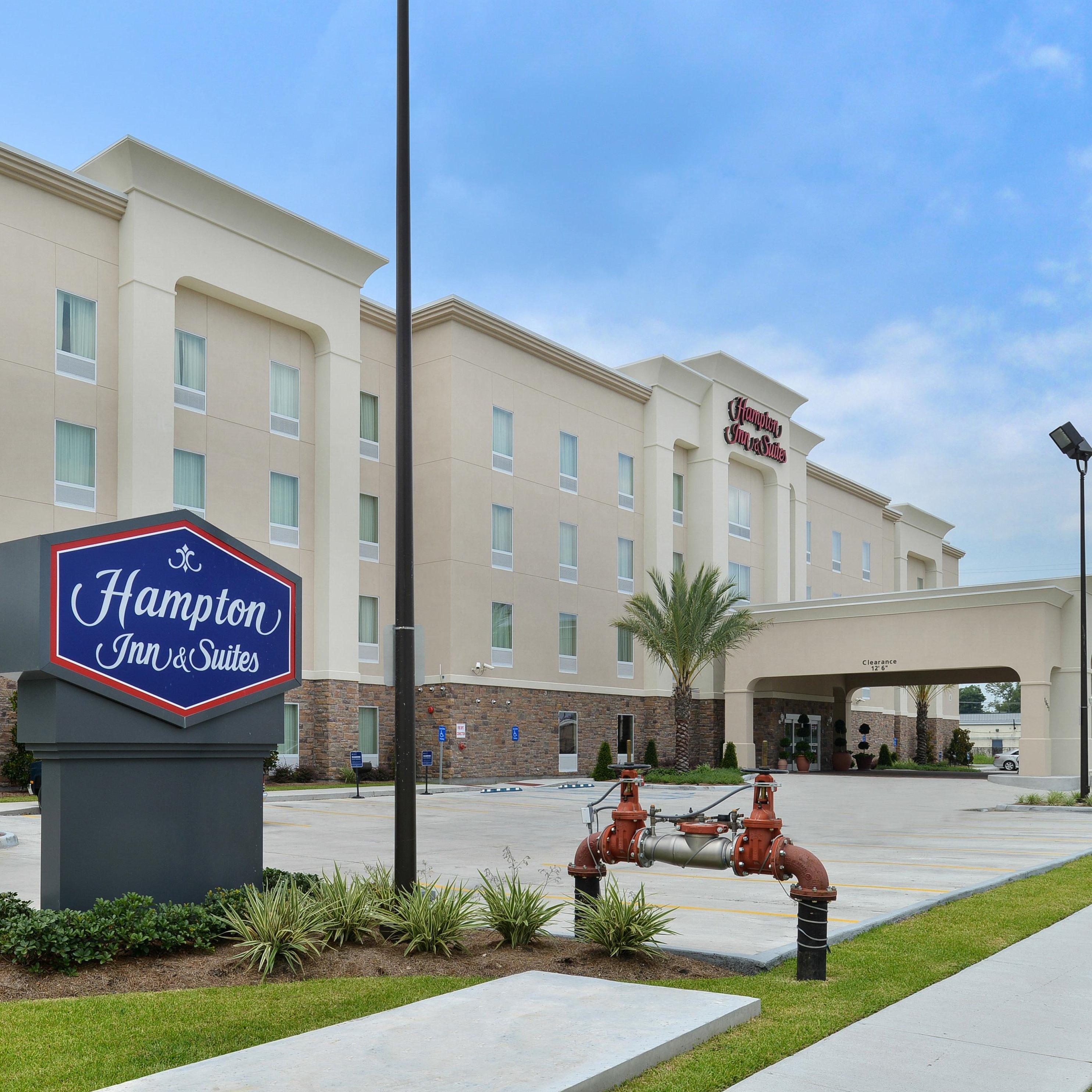 Hampton Inn & Suites Harvey/New Orleans West Bank