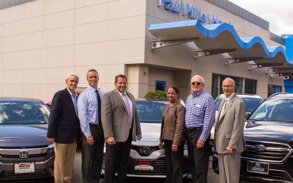 Paul miller toyota at 1155 bloomfield avenue caldwell nj for Mercedes benz bloomfield ave nj