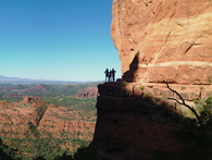 Cathedral Rock Voltax in Sedona