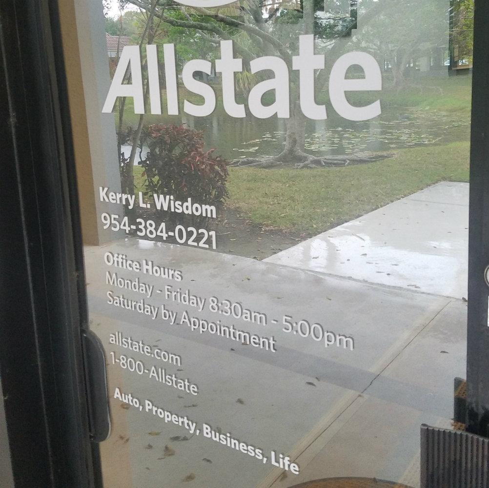 Kerry Wisdom: Allstate Insurance image 3