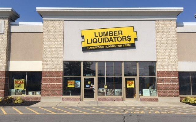 Lumber Liquidators Flooring 1053