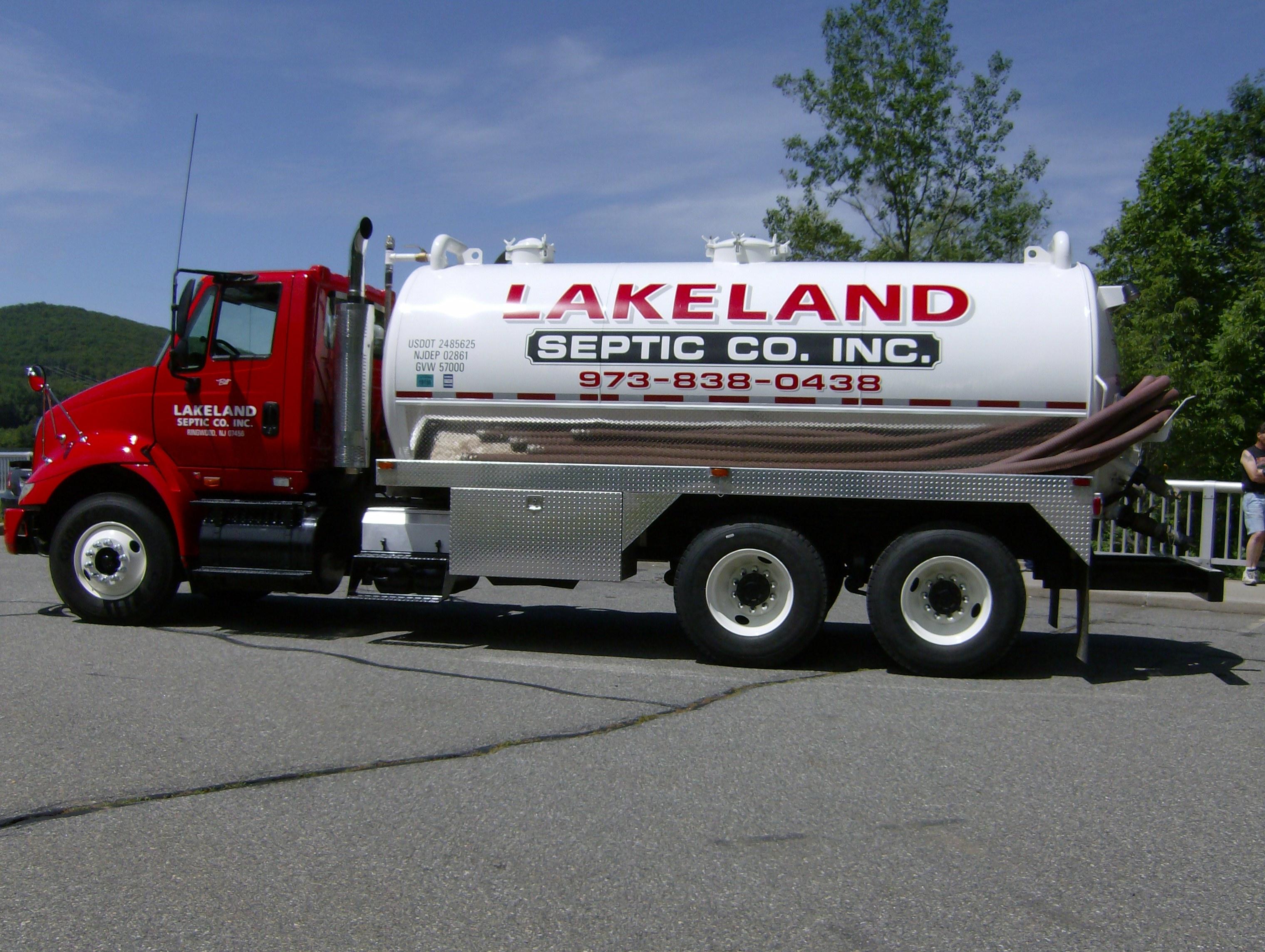 Lakeland Septic Co Inc - Ringwood, NJ 07456 - (973)838-0438   ShowMeLocal.com