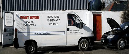 A1 Recovery Dysart Motors