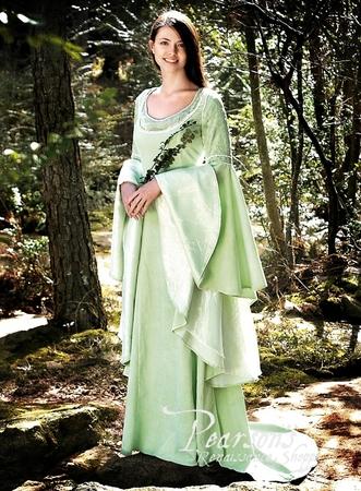 Arwen's Wedding Dress