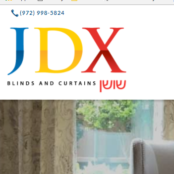 JDX Blinds and Curtains - Plano Jusgo Supermarket