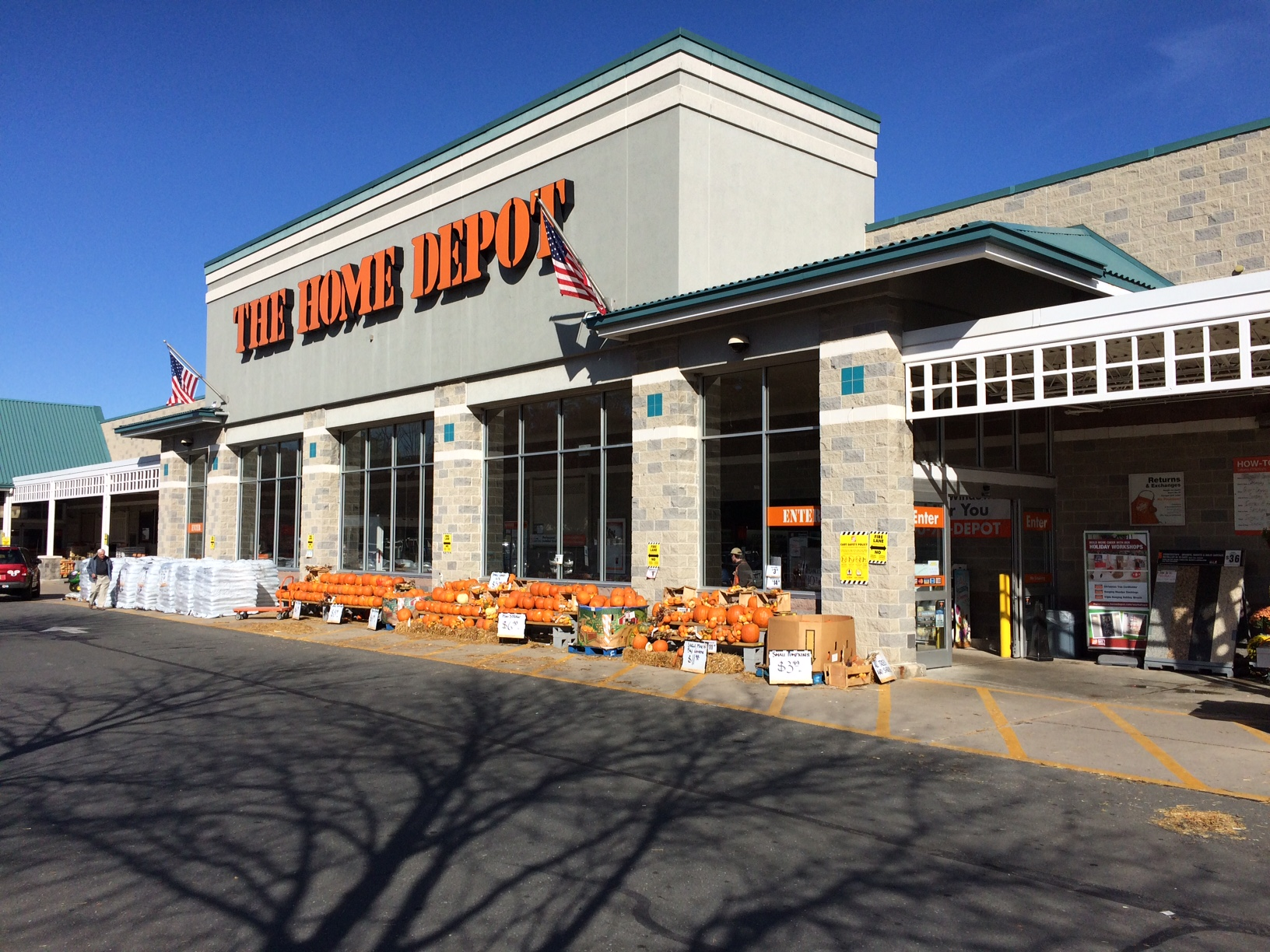 The Home Depot 690 Lancaster Pike Frazer Pa Nurseries Mapquest