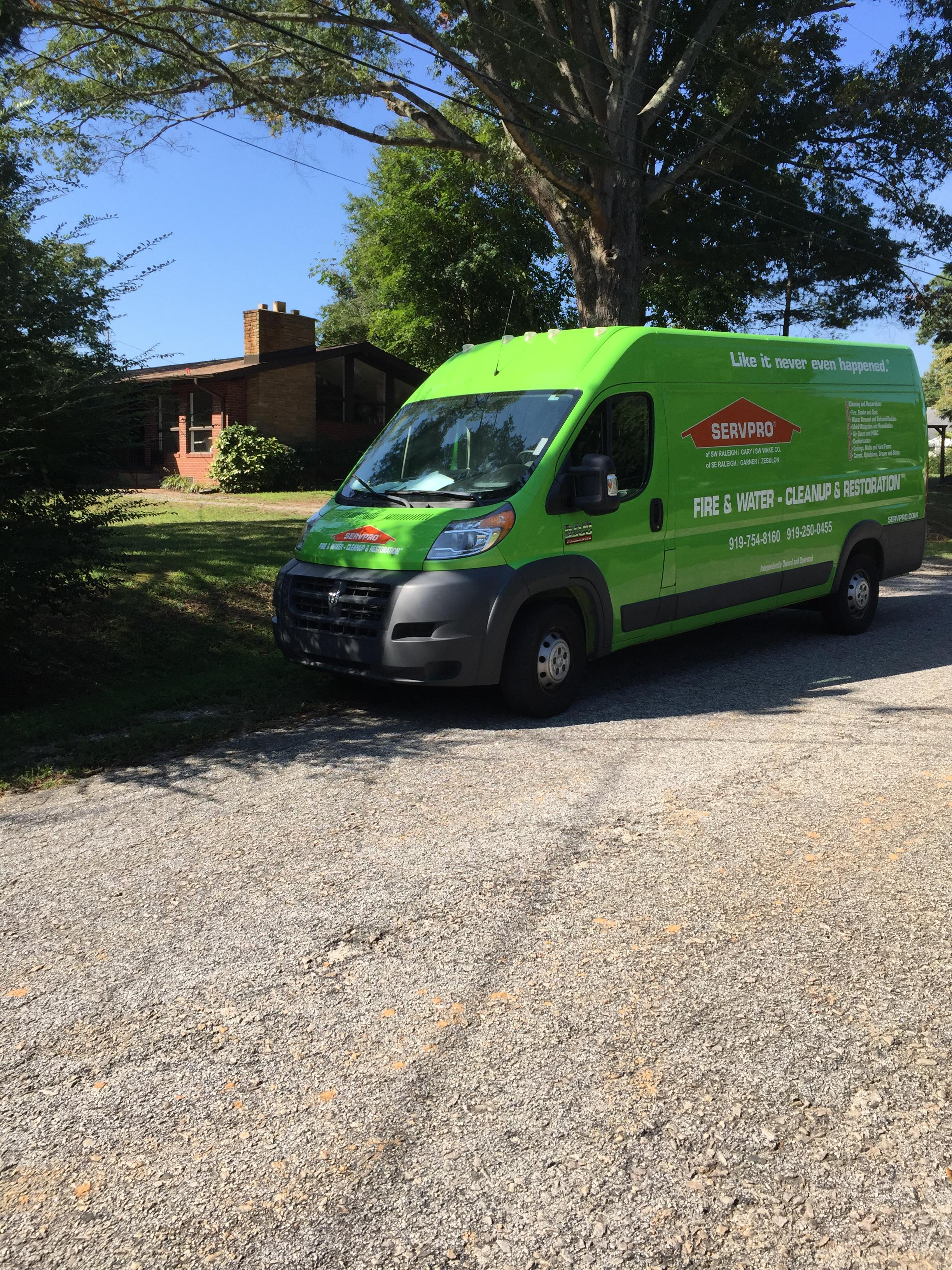 SERVPRO of East Raleigh/Zebulon image 21