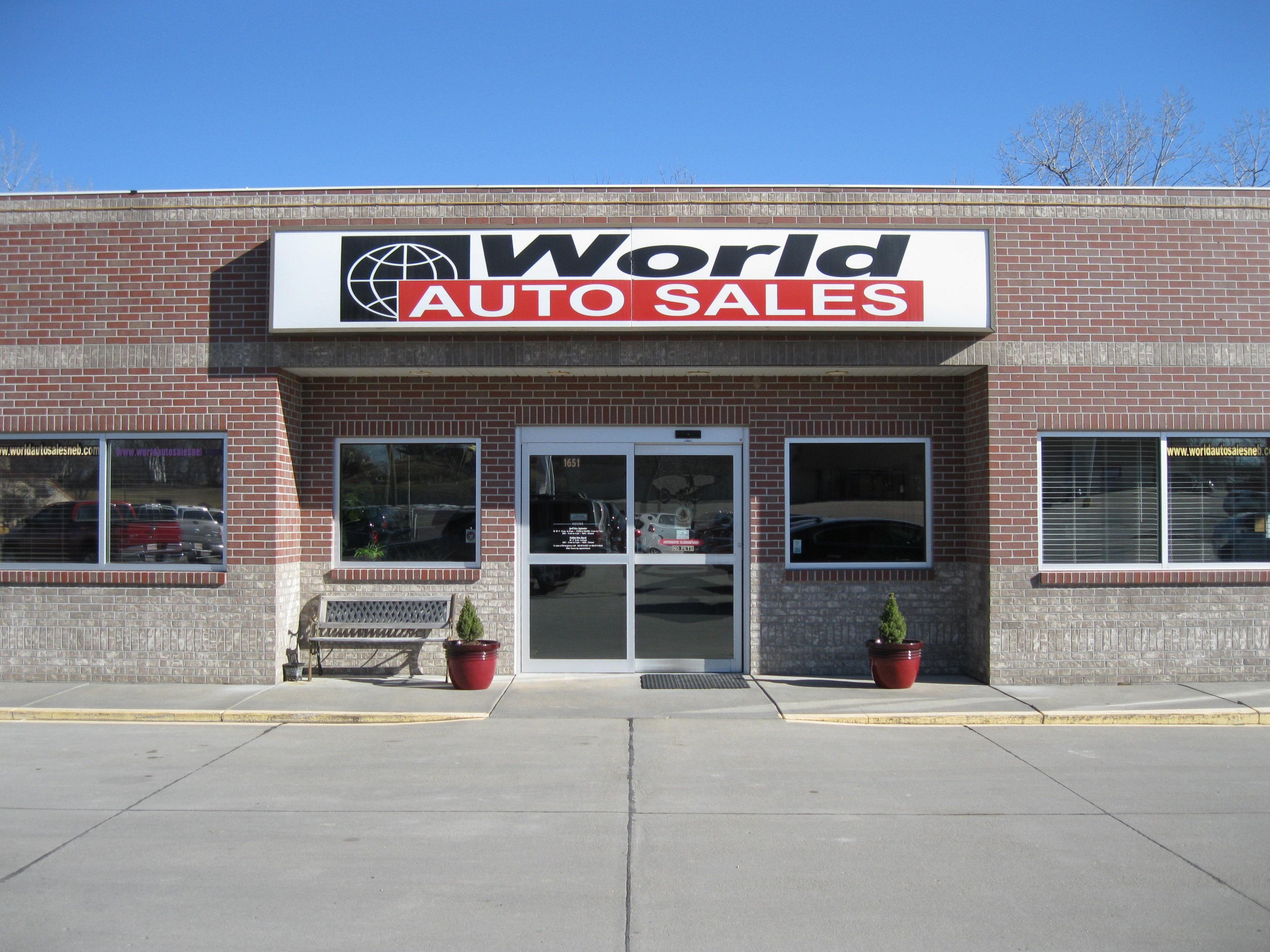 World Auto Sales image 0