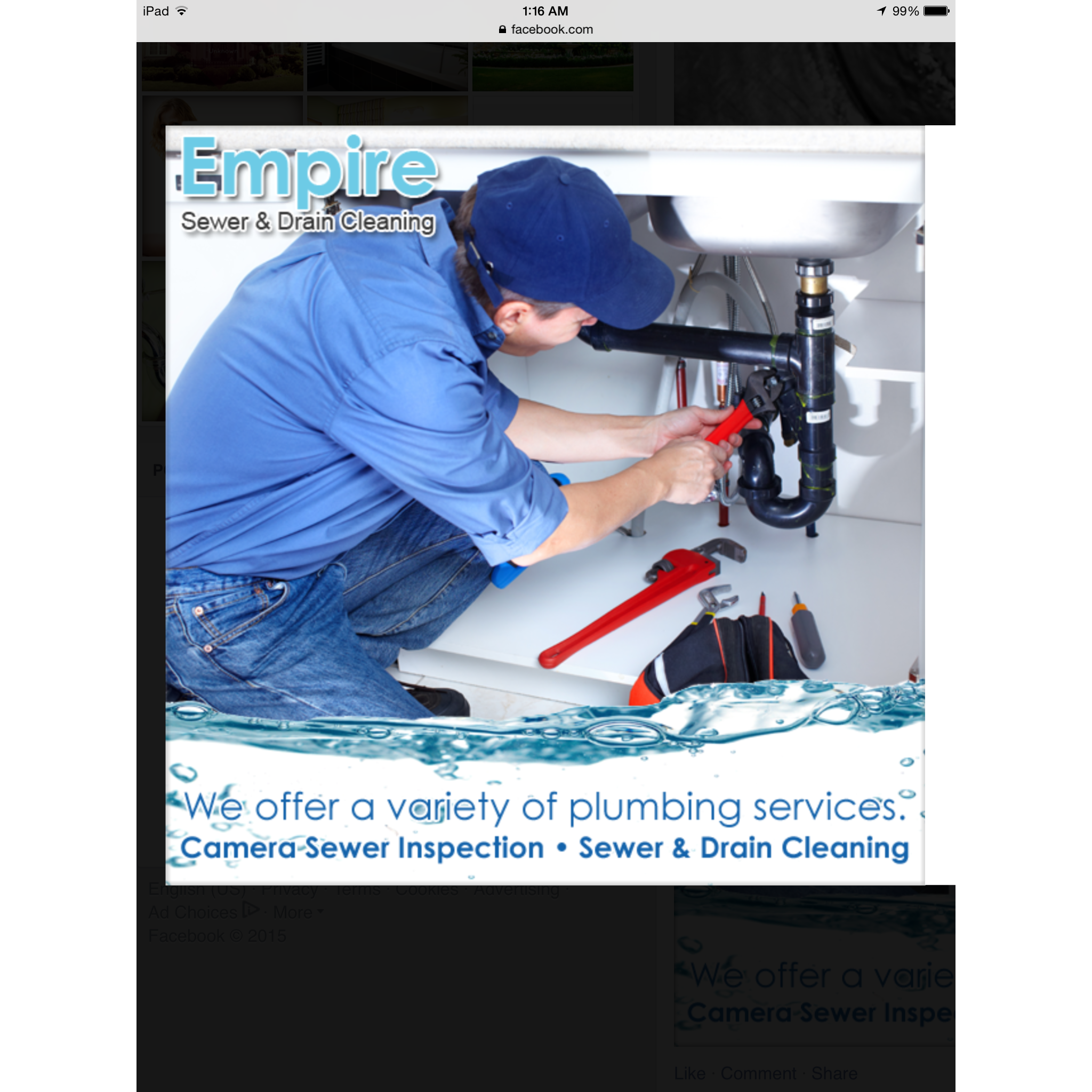 Empire Sewer & Drain Cleaning