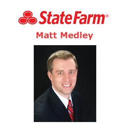Matt Medley - State Farm Insurance Agent