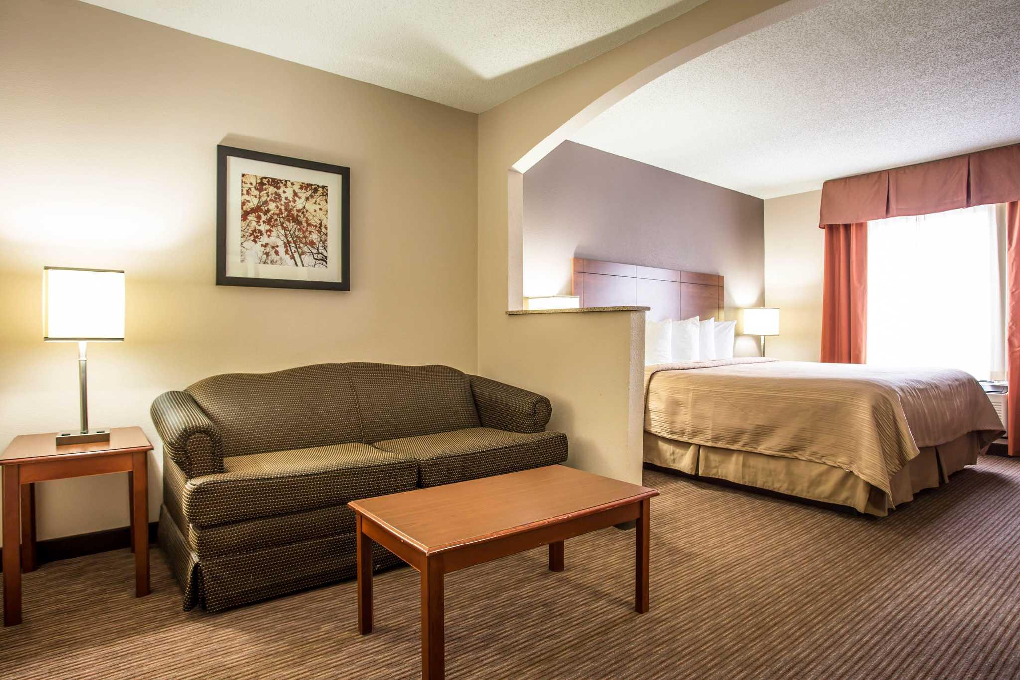 Quality Inn & Suites Matthews - Charlotte image 24