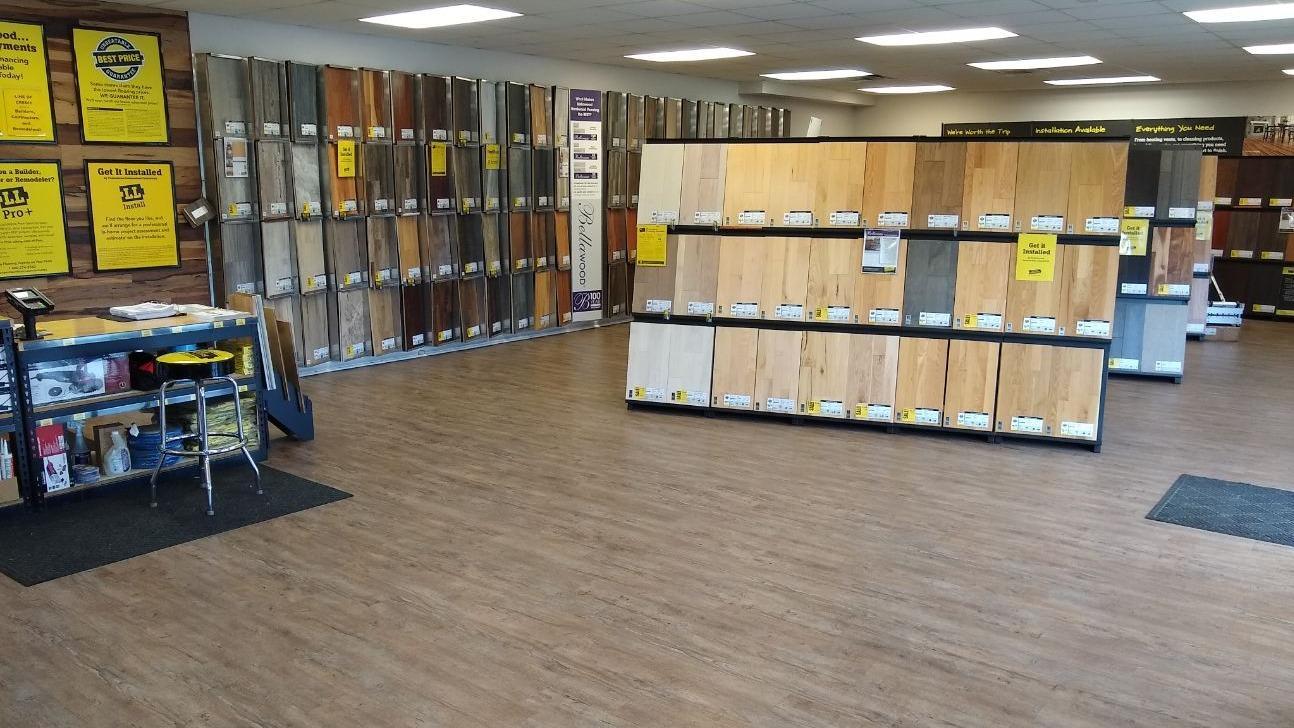 Lumber Liquidators Flooring 2404 S Airport Road Traverse City Mi
