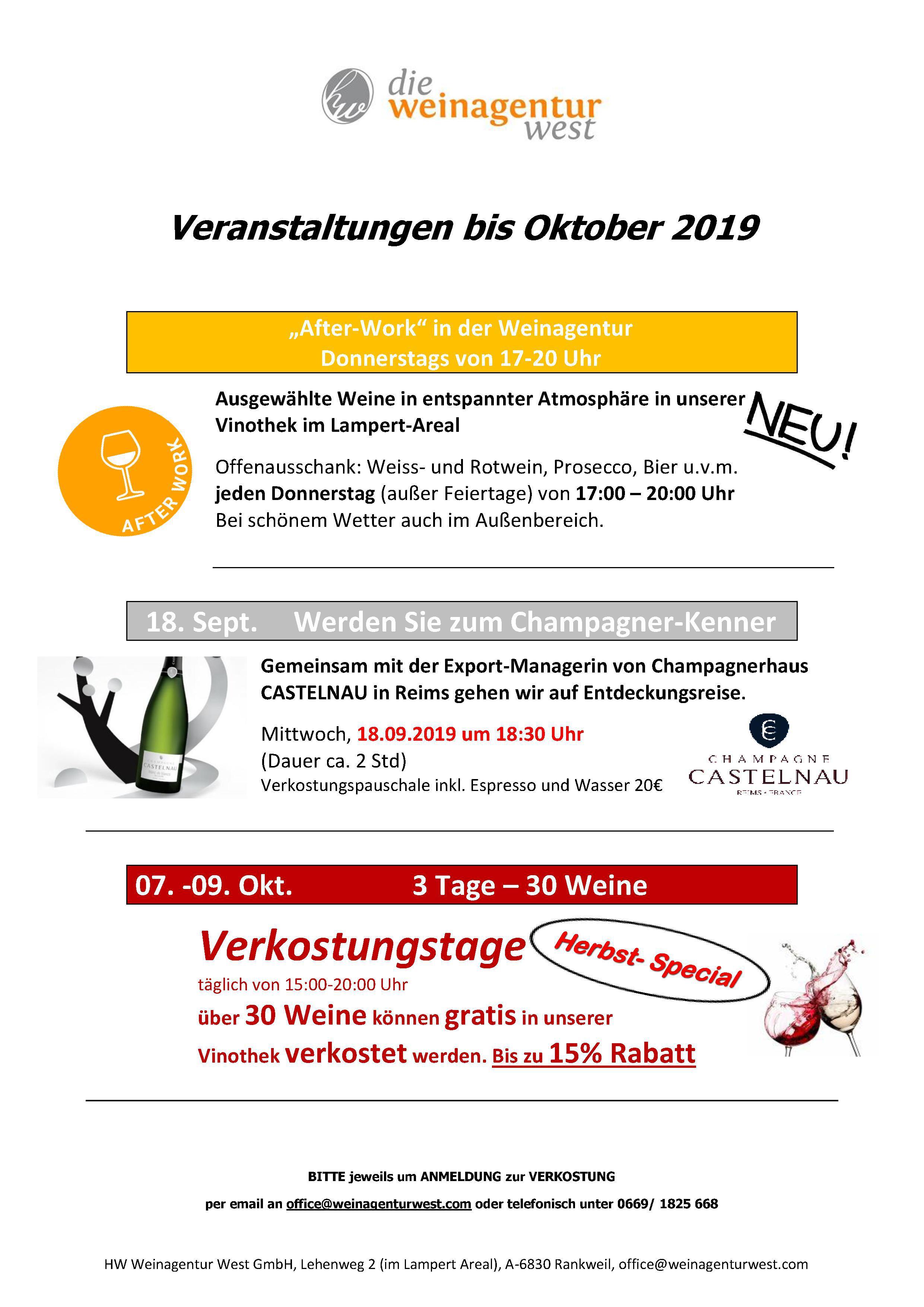 HW Weinagentur West GmbH