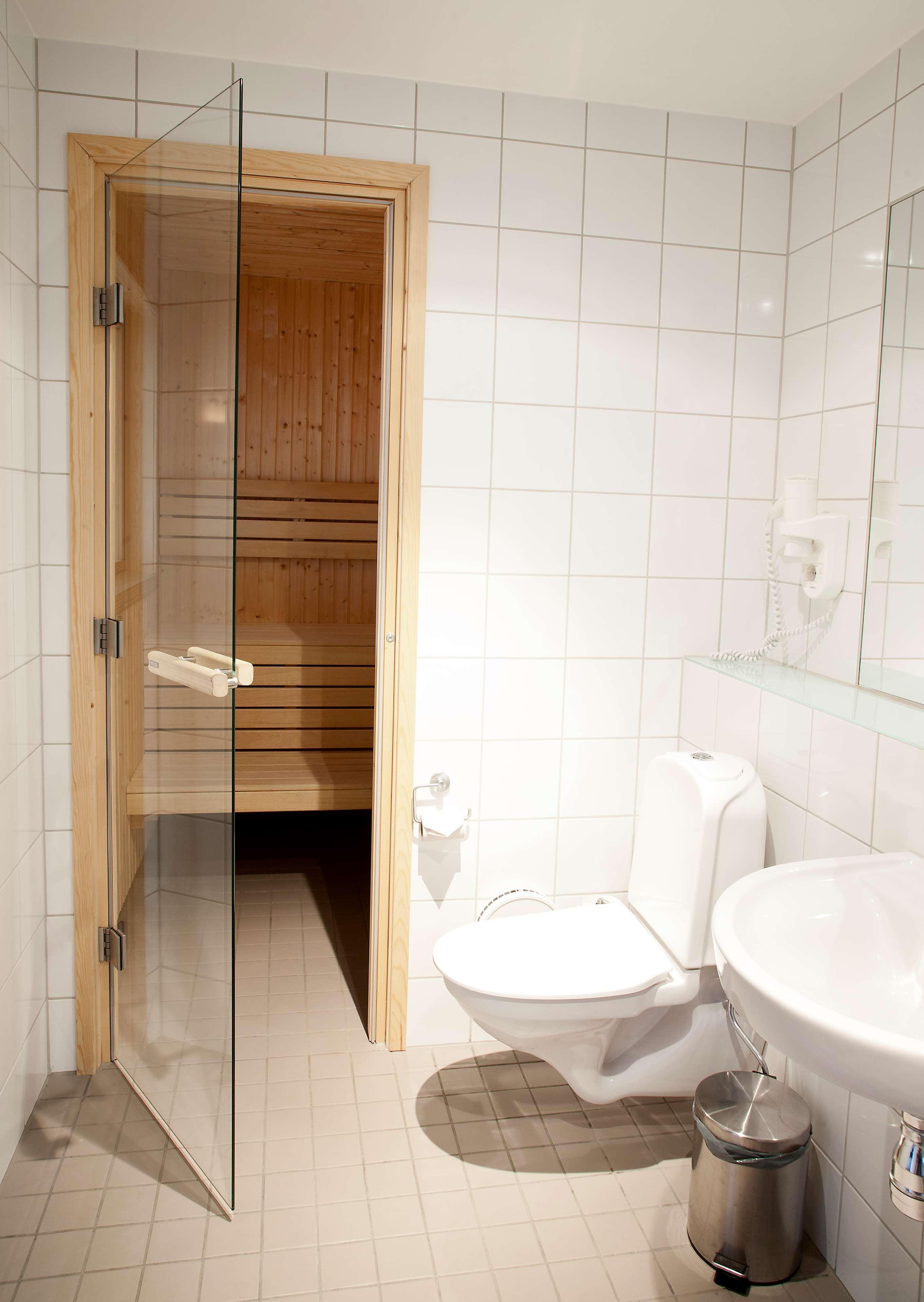 Suite Sauna