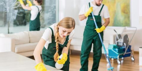 Bolanos Home Cleaning