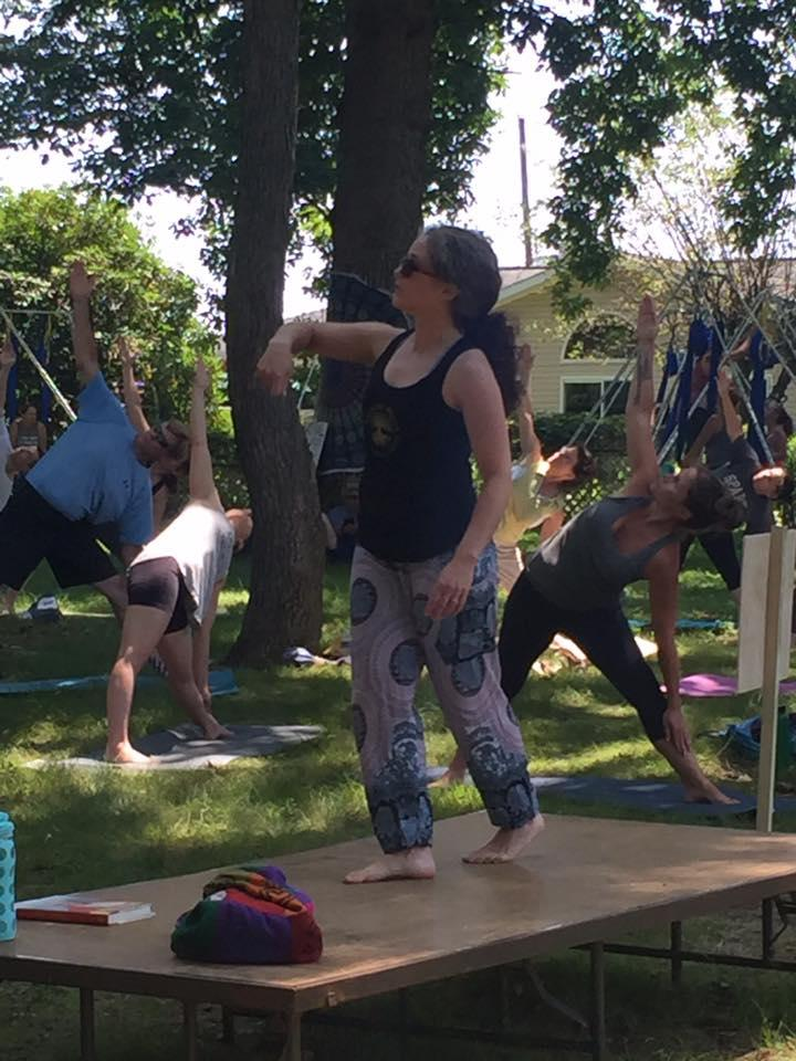 Twisted Root Yoga and Wellness image 0