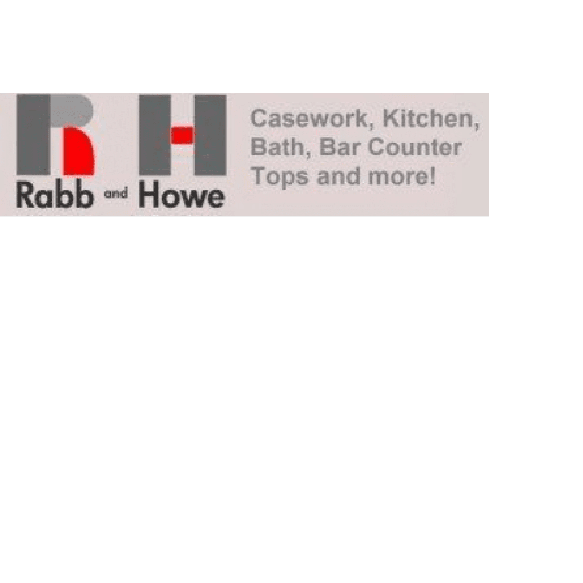 Rabb and Howe Cabinet Top Company
