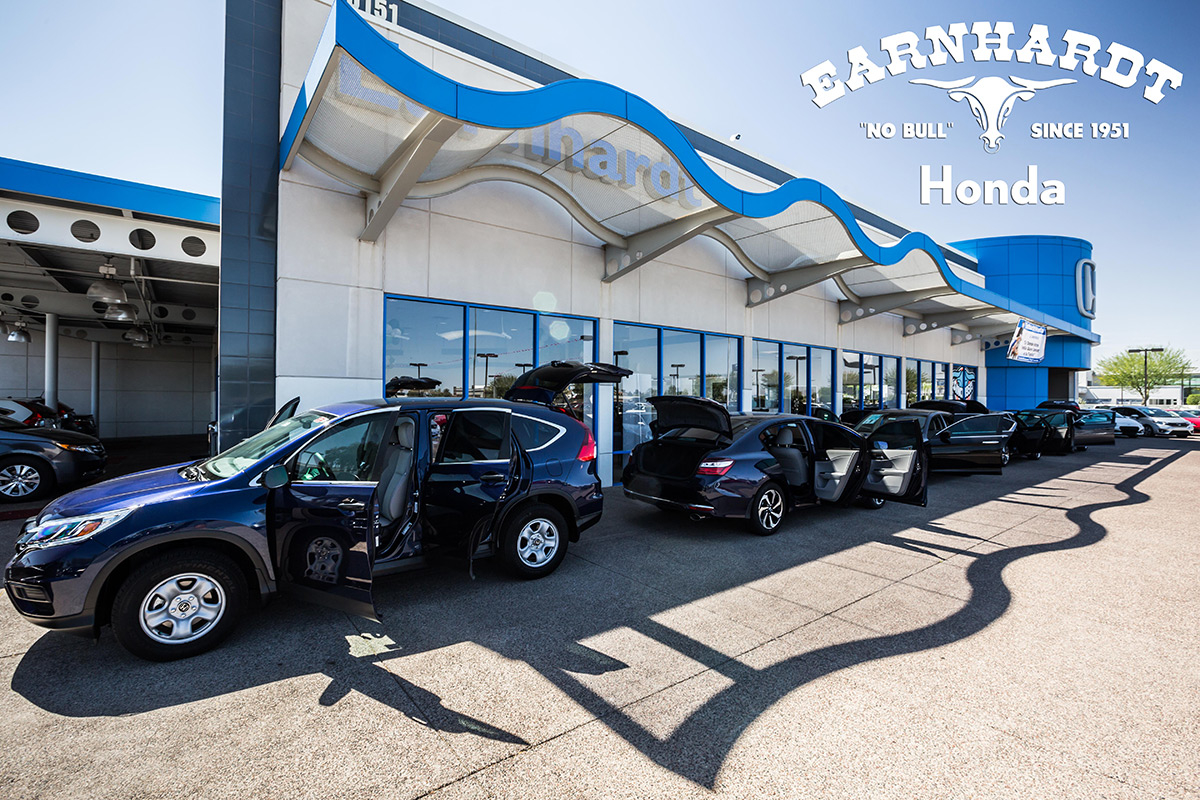 Earnhardt Honda - Car Dealer - Avondale, AZ 85323