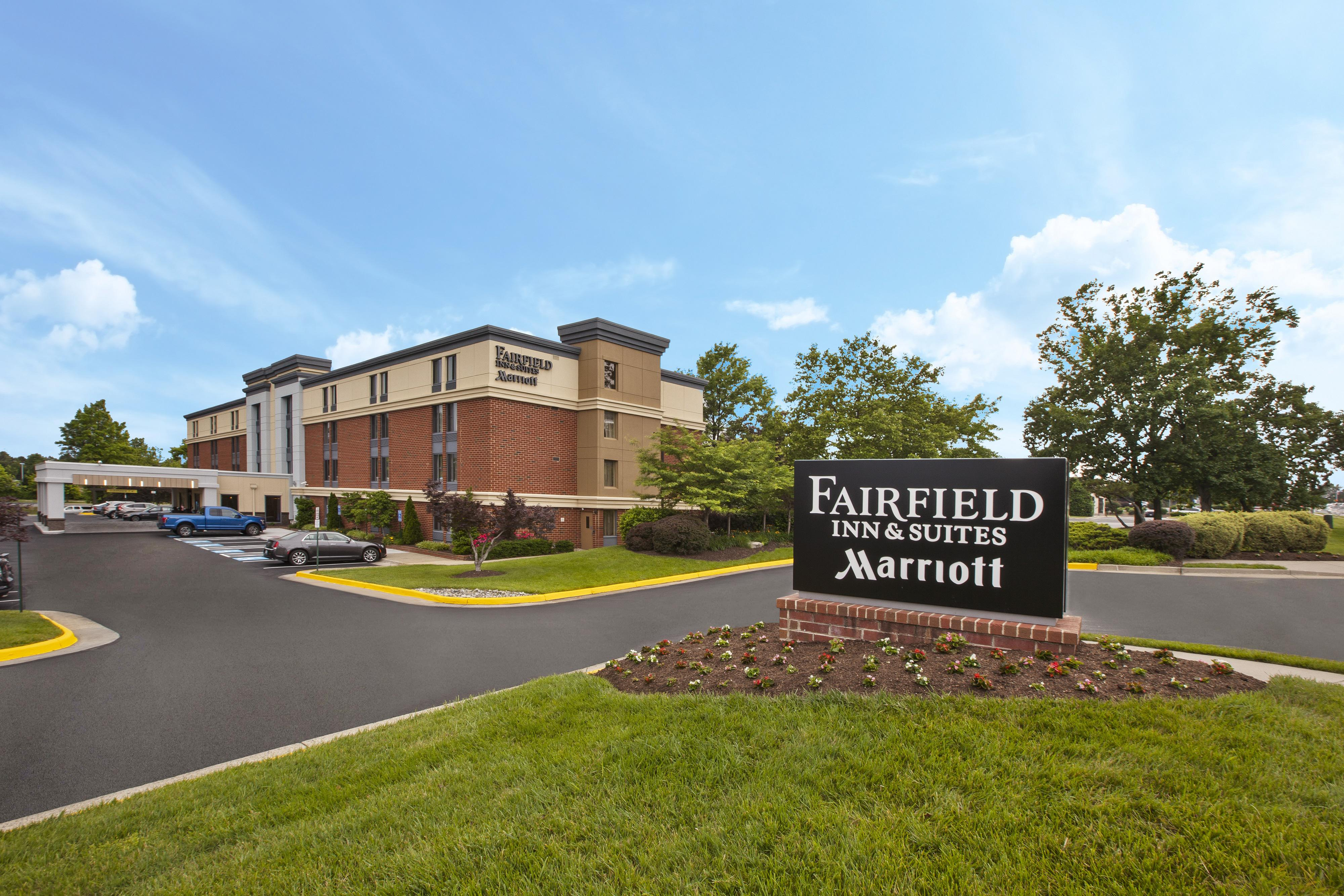 Fairfield Inn & Suites by Marriott Dulles Airport Herndon/Reston image 0