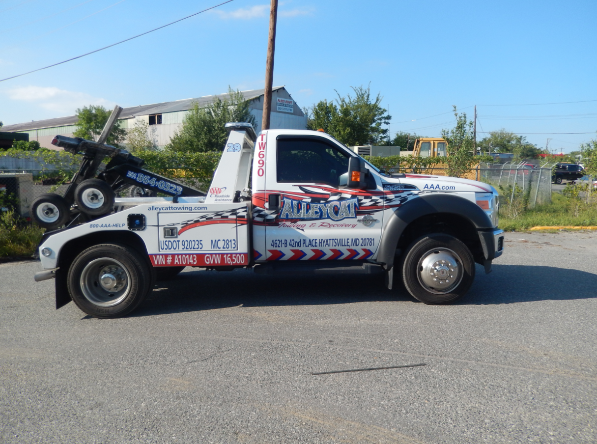 Alleycat Towing & Recovery Inc. in Hyattsville, MD, photo #8