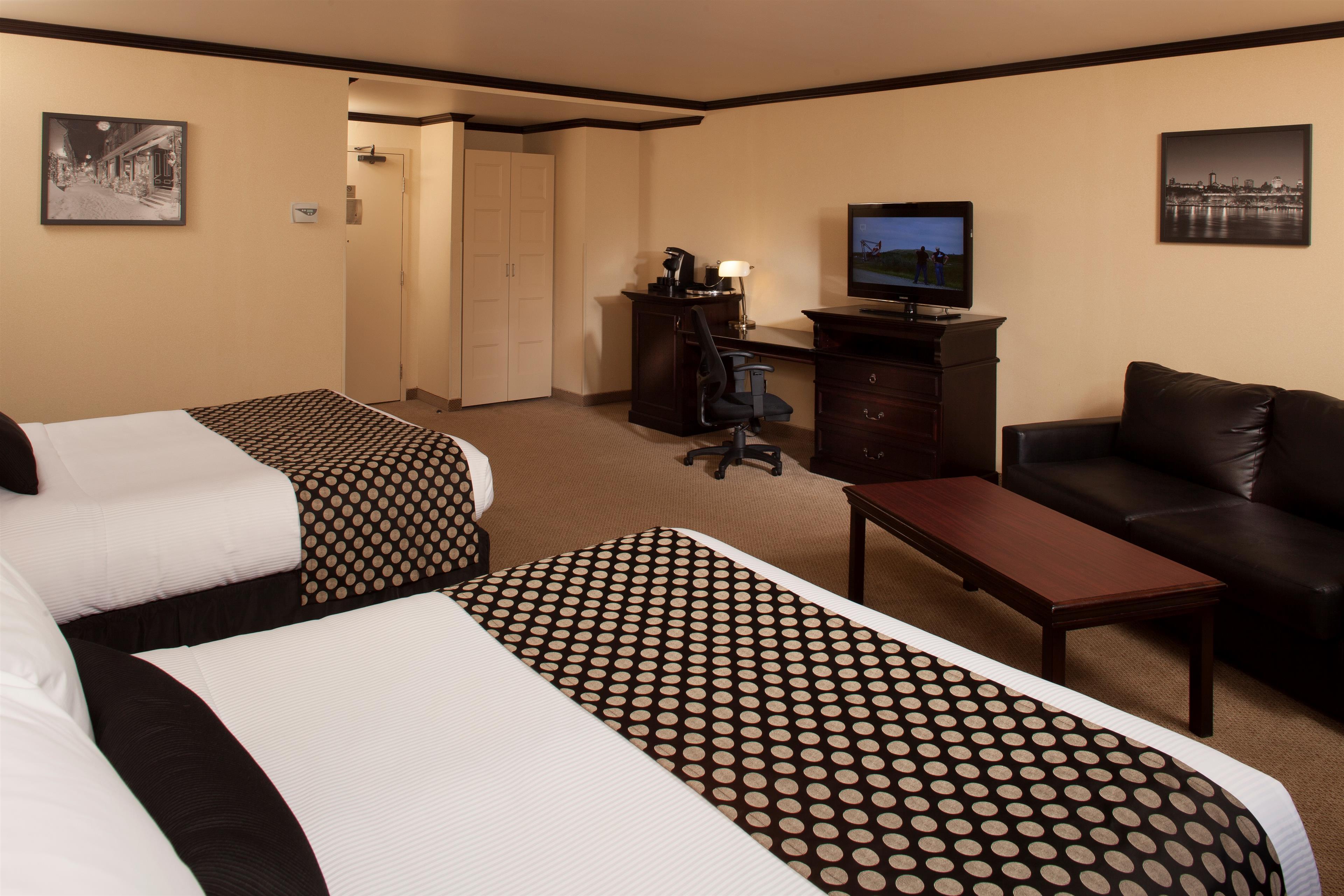 Best Western Plus City Centre/Centre-Ville à Quebec: Business Room Two Queen Guest Room