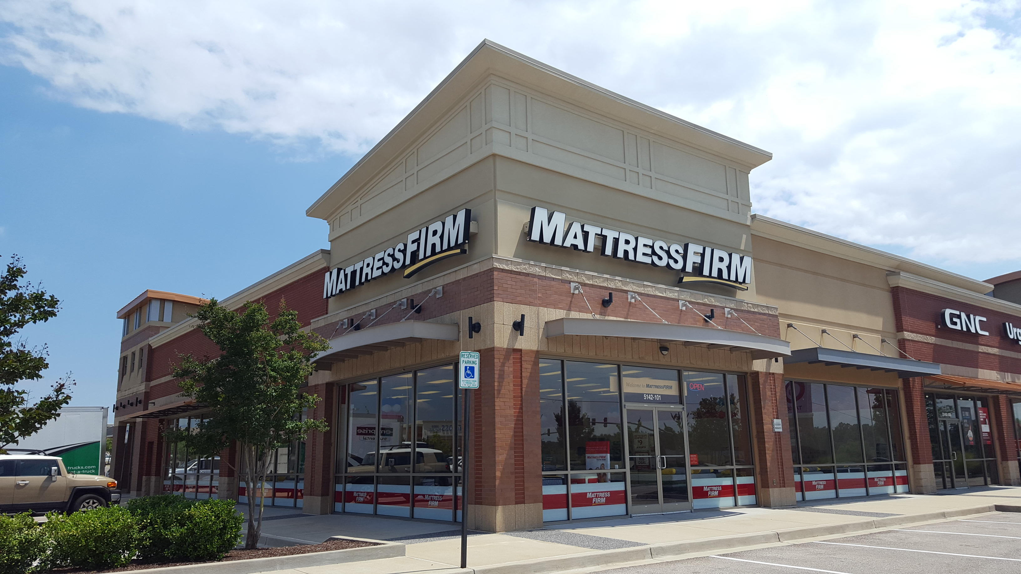 Mattress Firm Wedge Olive Branch image 2
