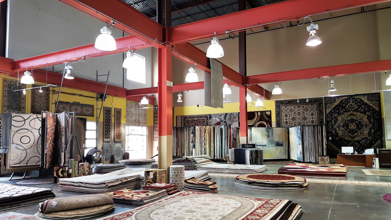 Mall of Georgia Rugs - Carpet Store