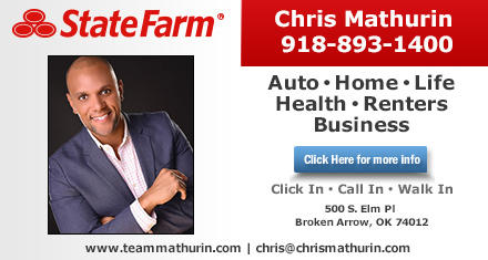 Chris Mathurin - State Farm Insurance Agent image 0