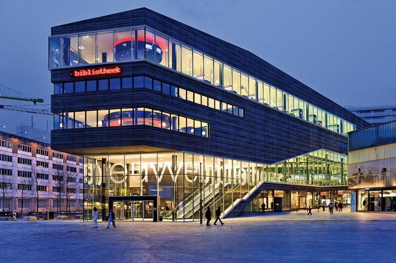 Bibliotheek - Openingstijden Bibliotheek Stadhuisplein Chagallweg 10 Almere
