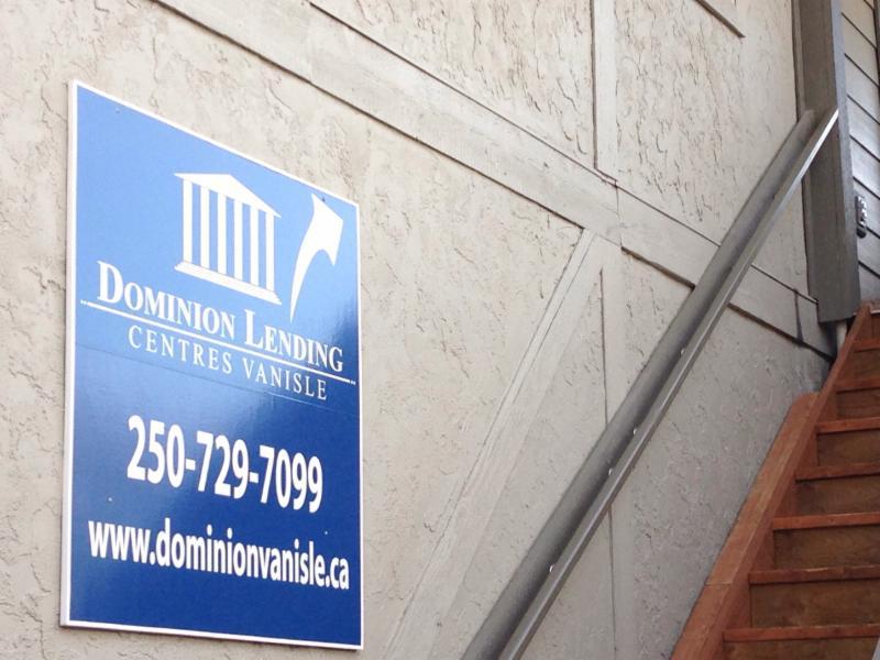 Dominion Lending Centres Vanisle