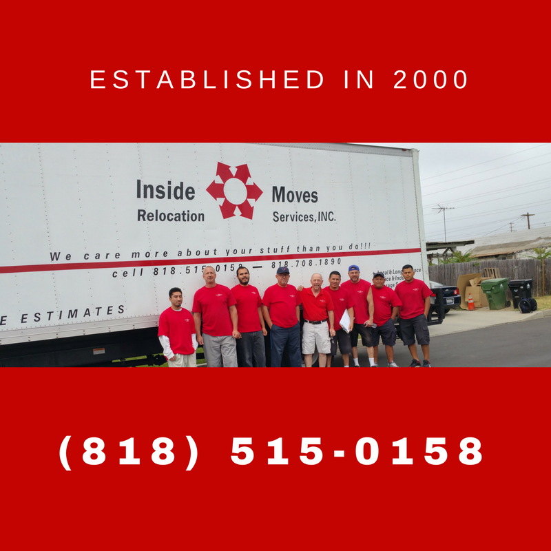 Inside Moves Relocation Services, Inc. image 2