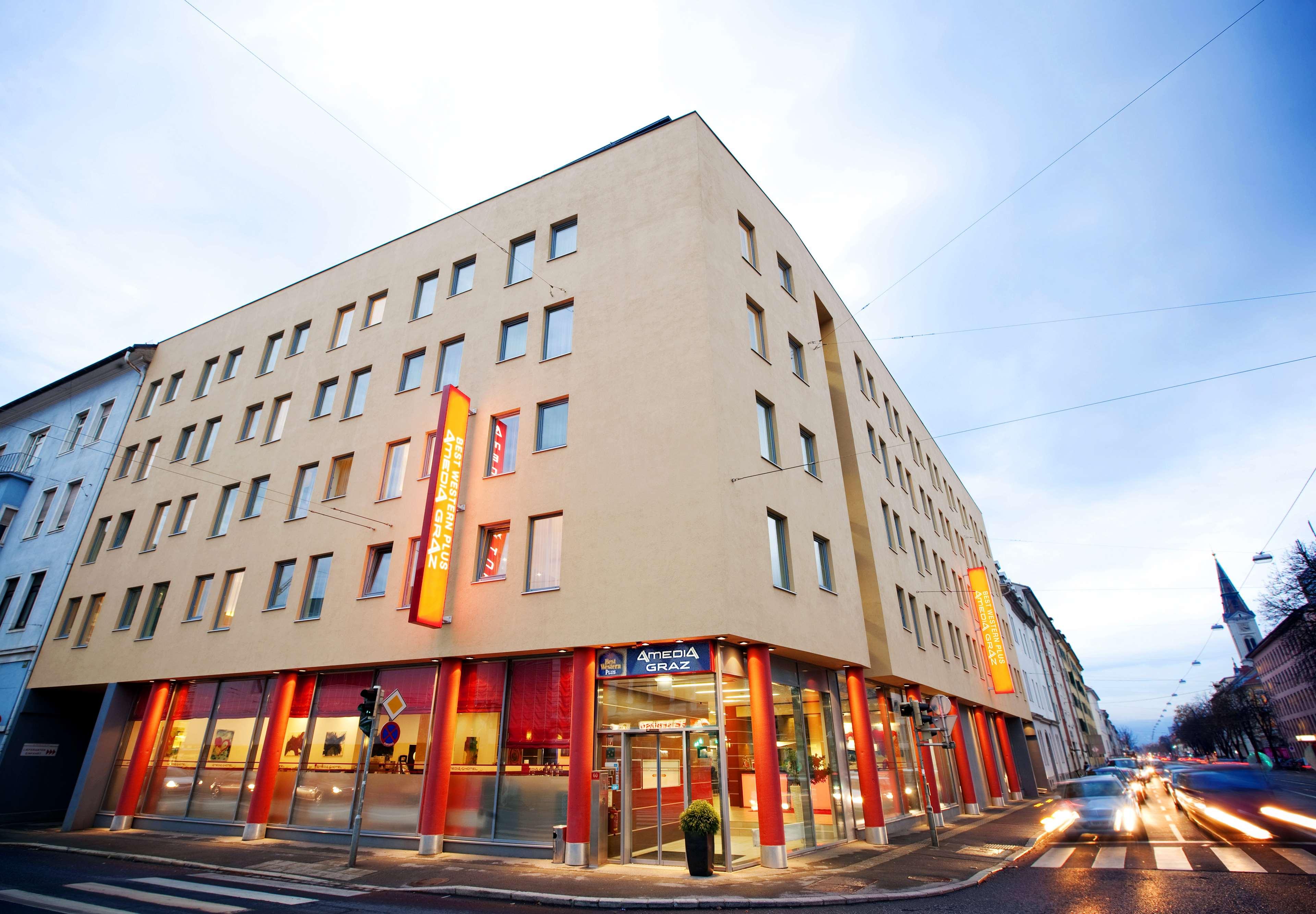 Mini Kühlschrank Conrad : Best western plus amedia graz u graz conrad von hotzendorfstrasse