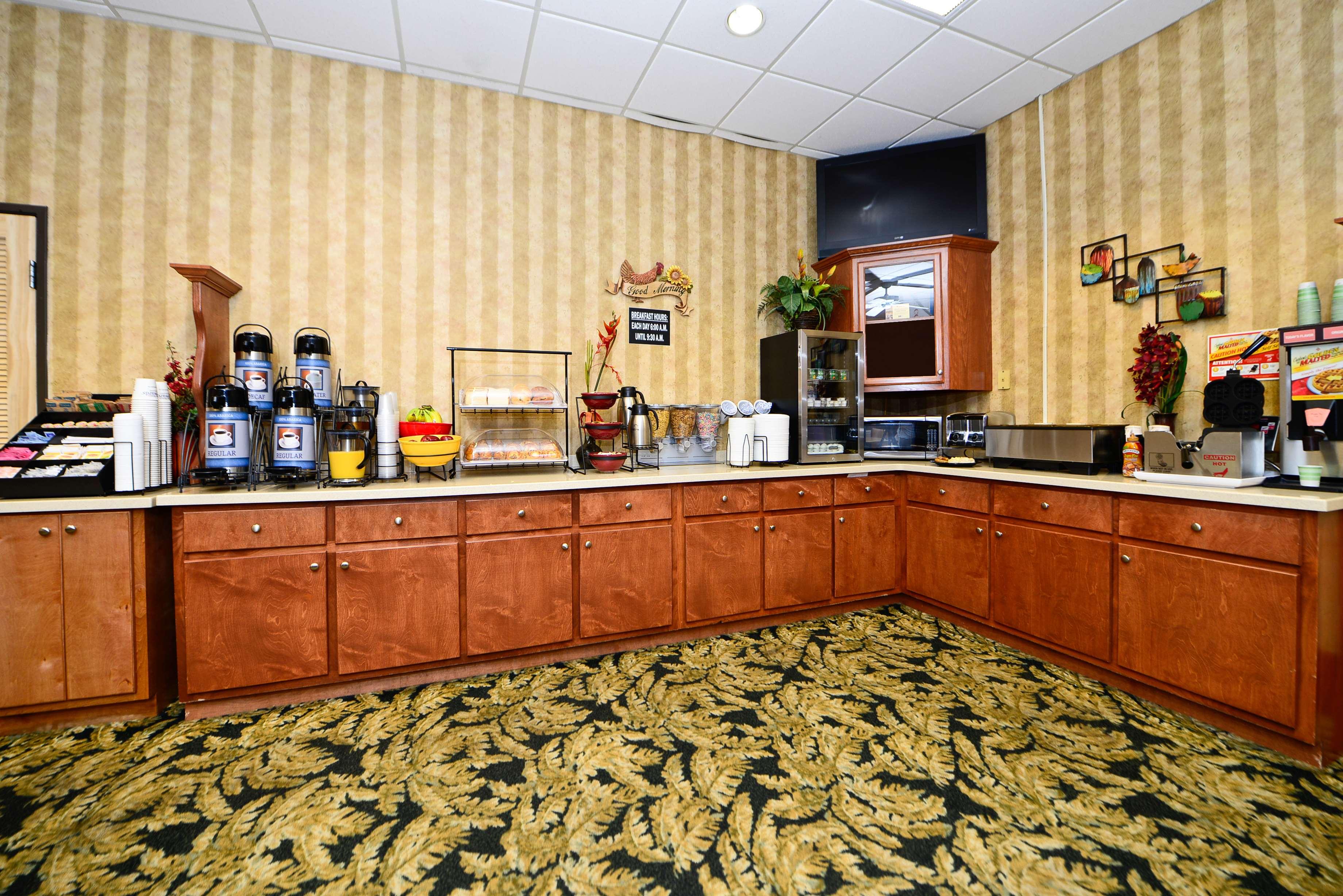Best Western Fayetteville Inn image 23