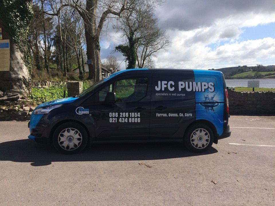 J.F.C Pumps 3