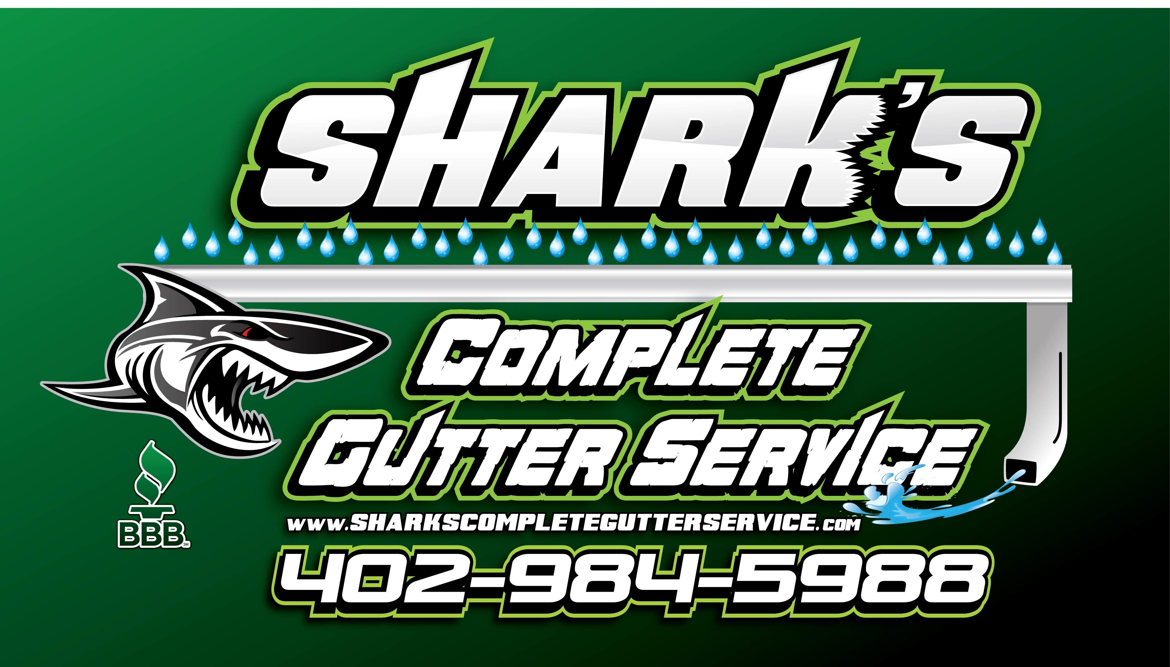 SHARK'S COMPLETE GUTTER SERVICE image 1