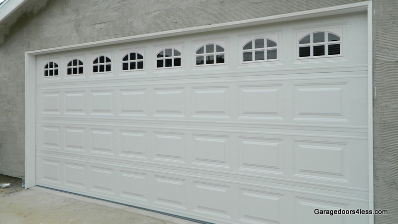 Local garage doors 4 less company profile for Local door companies