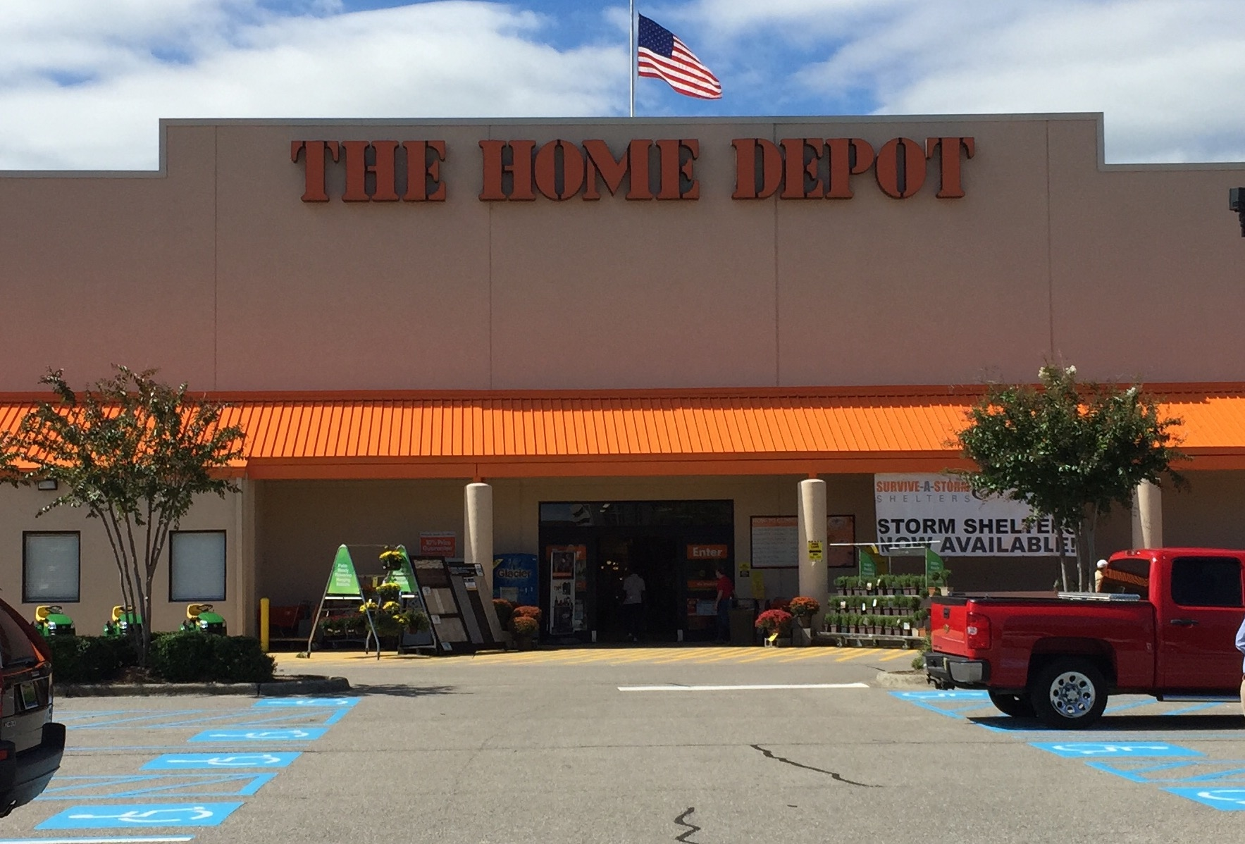 The home depot in hoover al whitepages