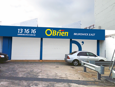 O'Brien® AutoGlass Brunswick East