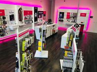 Interior photo of T-Mobile Store at Magic Valley Mall 2, Twin Falls, ID