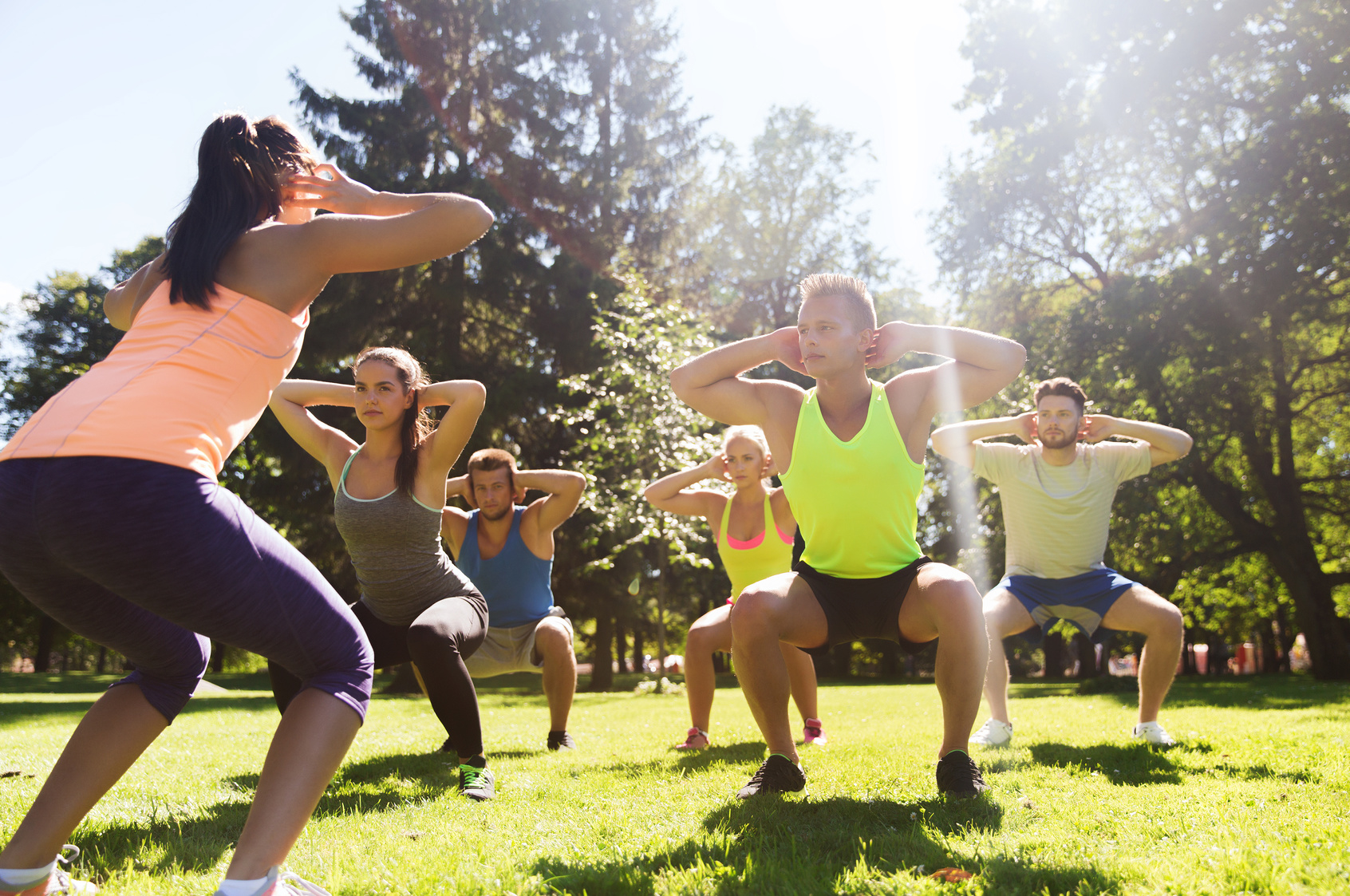 Morning Crunch Boot Camp - Los Angeles, CA