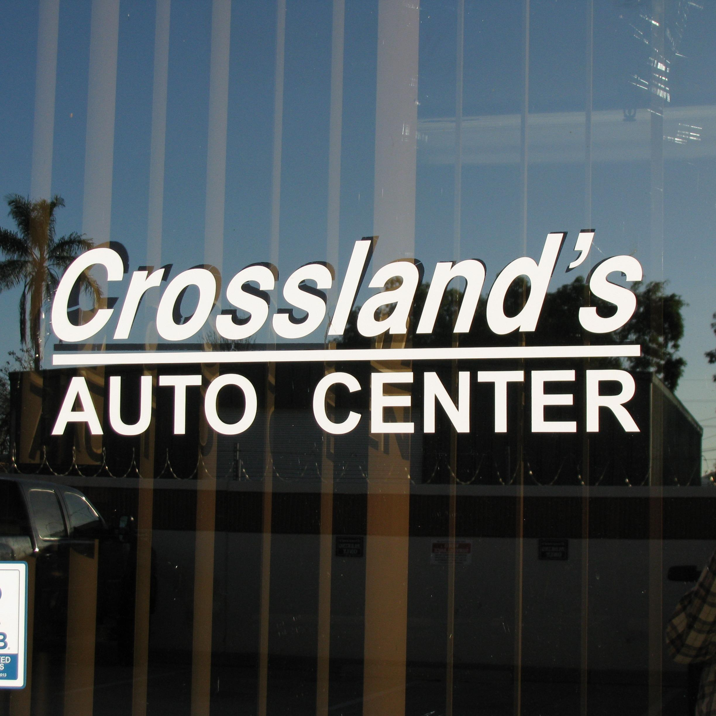 Crossland's Auto Center - El Cajon, CA - General Auto Repair & Service
