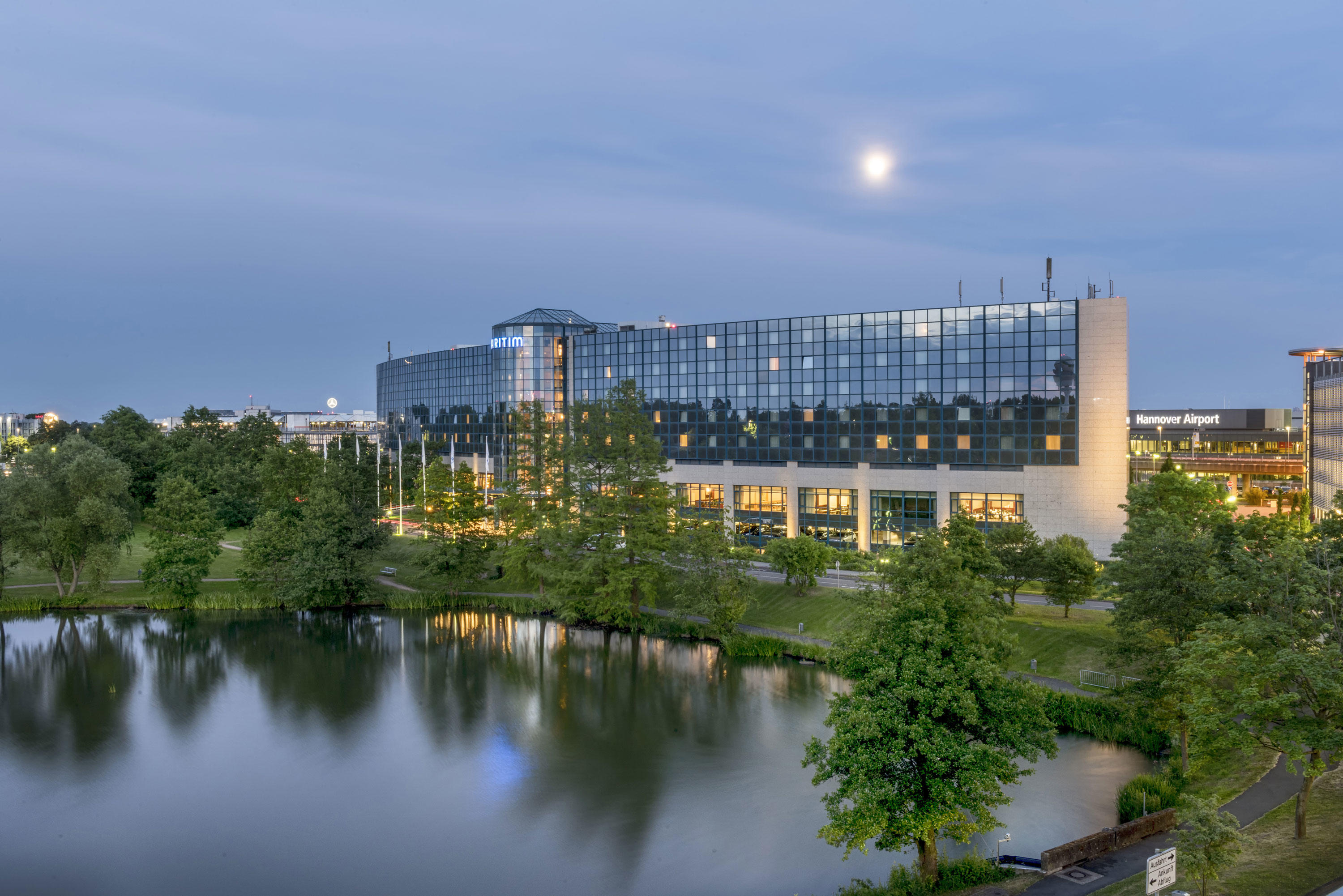 Maritim Hotel Hannover Germany Airport