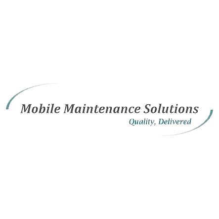 Mobile Maintenance Solutions