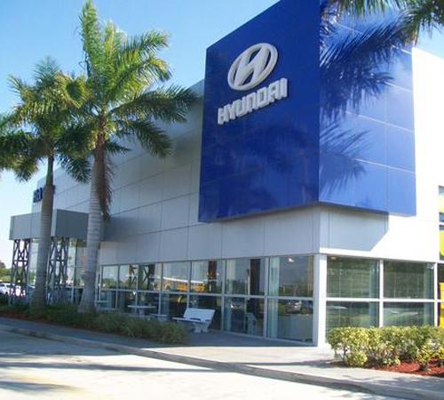 Rick Case Hyundai Davie in Davie FL