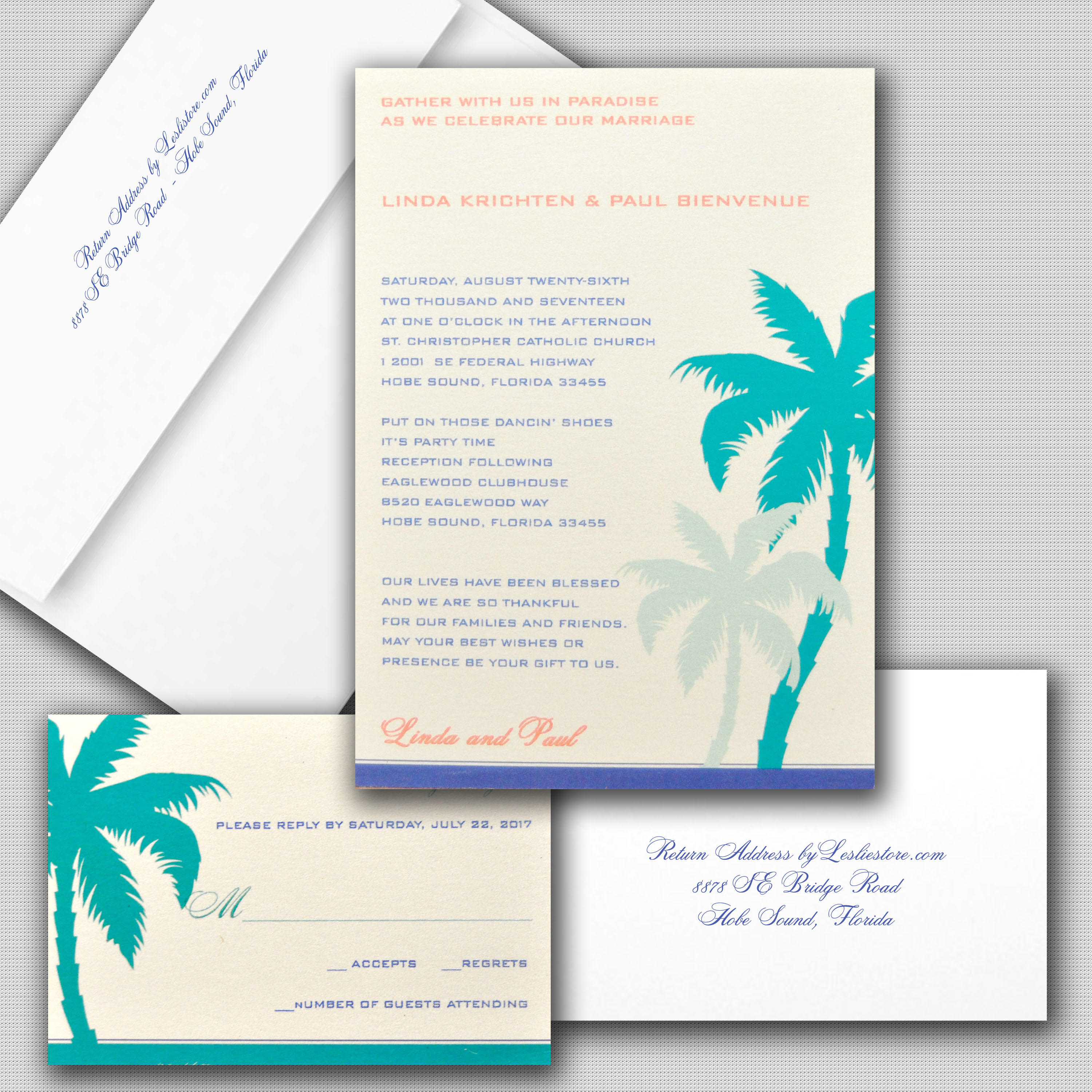 Leslie Store Wedding Invitations & Stationery image 5