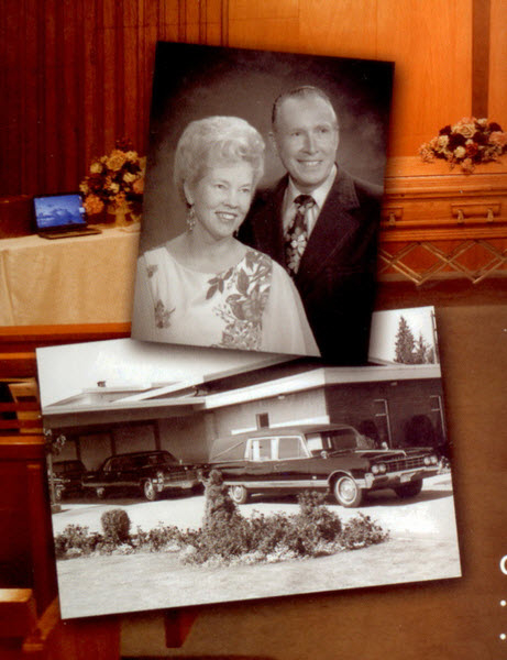 Maple Ridge Funeral Chapel & Crematorium in Maple Ridge: Maple Ridge Funeral - Founders Les & Eileen Osborn