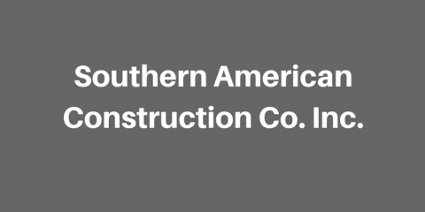 Southern American Construction Co. Inc.