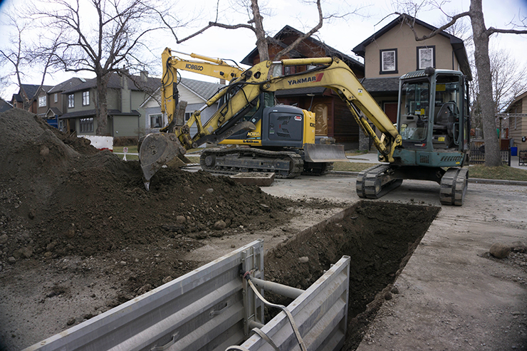 Flintstone Demolition Contractors in Calgary