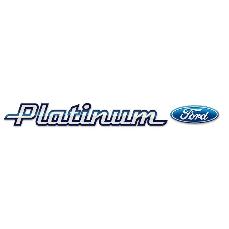 Platinum Ford