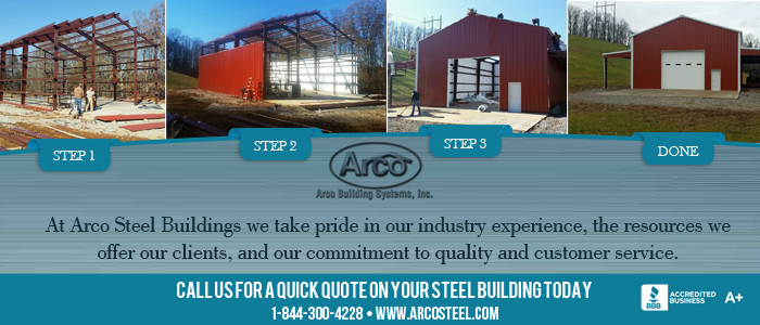 Arco Building Systems, Inc.